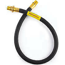 Universal Gas Cooker Hose Pipe With Bayonet Fitting 3FT LONG