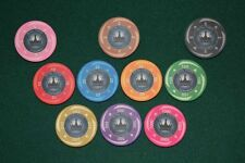 Musterset Ceramic Poker Chips keramik Pokerchips Poker Jetons
