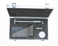 Innen- Feinmessgerät 50 -180 mm incl. Messuhr + Verlängerung - Messtiefe 150 mm