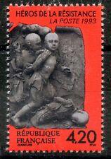 STAMP / TIMBRE FRANCE NEUF N° 2814 ** MARTYRS ET HEROS DE LA RESISTANCE