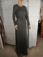 bcbg dress, long, backless, stretch