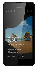 "Microsoft Lumia 550 4.7"" - 8GB - Black 4G Unlocked Smartphone"