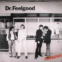 DR. FEELGOOD ~ MALPRACTICE ~ LIMITED EDITION RED VINYL LP ~ *NEW*