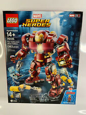 LEGO 76105 The Hulkbuster : Ultron Edition set - New - Factory sealed - Retired