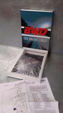 BWD Automotive 10879 Carburetor Kit Rochester 85-89 C20 V3500 C10 K1500 V8 M4MED