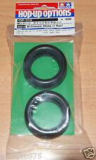 Tamiya 53215 M-CHASIS Neumáticos Slick/neumáticos (1 par) (M01/M02/M03/M04/M05/M06/M07)