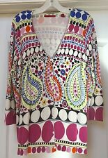 Cardigan  sweater Multicolor By RED,  size XL