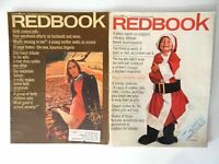Lot of 2 Redbook Magazines 1966 Issues