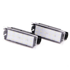 2Pcs LED Interior Package Kit For Renault Espace Scenic Dacia Duster Logdy 12V