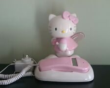 RARE Sanrio HELLO KITTY Angel Phone. COLLECTABLE Landline.