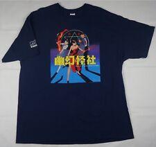 Rare Vintage CULVER Phantom Quest Corp. 1994 Madhouse Panime T Shirt 90s Anime X