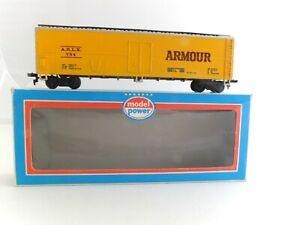 "Model Power HO ARLX754 Long wheel based high capacity ""Armour"" refrigerated van"