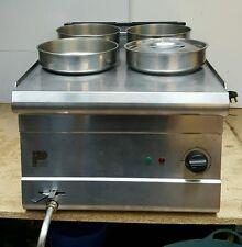 Parry PWB4 Wet Well Pot Bain Marie /Restaurant Take Away Shop Kitchen Bain Marie