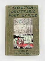 """Doctor Dolittle's Post Office"" Written/Illustrated by Hugh Lofting 1st Ed 1923"