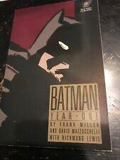 BATMAN YEAR ONE TPB 5th print: DC Comics, Classic Frank Miller / Mazzucchelli