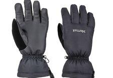 Marmot Mens On Piste Gloves Winter Ski Snowboard Large Black M900515 Waterproof