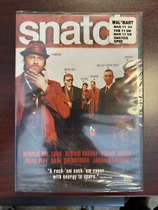 Snatch (Widescreen Edition) - DVD - New/Unopened
