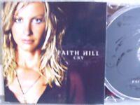 Faith Hill- Cry WIE NEU