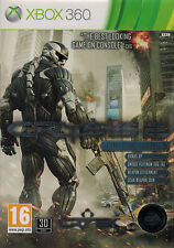 Crysis 2 Limited Edition, Microsoft Xbox 360 game, USED