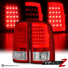 GMC Sierra 2007-2013 [Factory Style] LED Light Tube Rear Tail Lamps Brake Signal