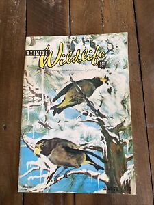 March 1966 Wyoming Wildlife Magazine Wyoming Game & Fish Comm. Publication VG