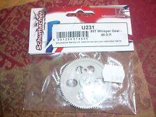 Schumacher U231 89T Whisper Gear 48 D.P. US Shipper!!!