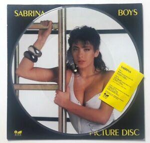Picture Disc - SABRINA - Italo-Disco 1987 - Five - FM 313817