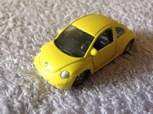 Welly No.2061 Volkwagon New Beetle Car   - Possible Scale 1:64