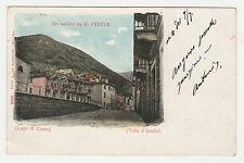 CARTOLINA UN SALUTO DA S. FEDELE VALLE D'INTELVI RIF. 15205