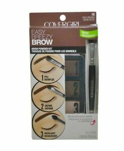 Covergirl Easy Breezy Brow Powder Kit 705 710 You Pick! New Boxed