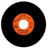 """SYNG McGOWAN That's What I Want  NORTHERN SOUL 45 (SOUL TRIBE) 7"""" VINYL"""