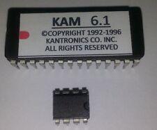 Kantronics KAM TNC Firmware Upgrades