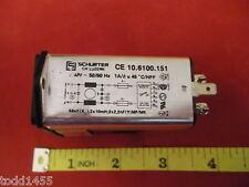 Schurter CE 10.6100.151 Fuse Drawer 69x69.5x30mm 1a PEM CE106100151 New Nos Nnb