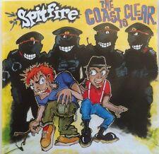 SPITFIRE - THE COAST IS CLEAR - SKA 2TONE PUNK REGGAE CD REEL BIG FISH