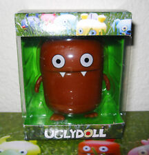 Uglydolls vinyl series 3 figure NANDY BEAR BROWN