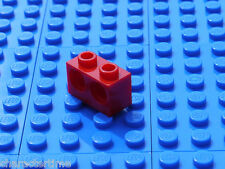 Lego 32000 1x2 Technic Brick With 2 Holes Red X 6 **Brand New Lego**