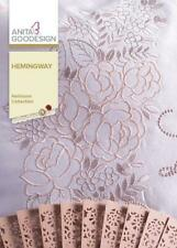 The Hemingway Anita Goodesign Embroidery Machine Design CD NEW 77AGHD