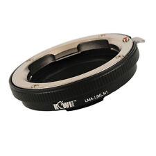 Adaptateur s'adapte à Leica M baïonnette objective à Nikon 1 Port système caméras