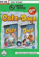 Catz & Dogz (Green Pepper) von ak tronic | Game | Zustand akzeptabel