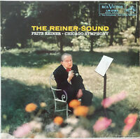 RCA LM 2183 *DARK SHADED DOG 1S/3S* THE REINER SOUND *CSO FRITZ REINER* EX+/NM