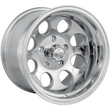 15 ION 171 Polished Aluminum Wheels Rims 5x4.5 5x114.3 Jeep Wrangler TJ YJ