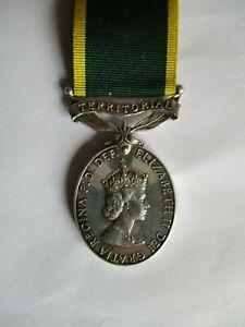 Territorial Efficiency Medal E11R to Munro WRAC