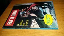 FATTI OGGI # 9-LA DROGA DEI POVERI-1979-EDIFUMETTO-DI RESO-SX45