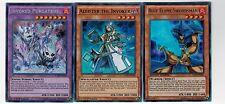 Invoked Purgatri* Fusion: Aleister the Invoker_Blue Flame Swordsman* 1st YUGIOH