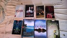 Bücherpaket: 8 klasse Thriller