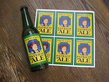 Family Guy - Pawtucket Beer Bottle Labels  -  Set of Six