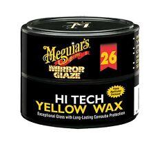 Meguiars M2611 Hitech Yellow Wax - 11 Oz. Paste