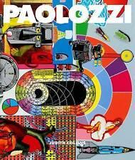 Eduardo Paolozzi by Judith Collins (Hardback, 2014)