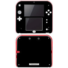 Vinyl Skin Decal Cover for Nintendo 2DS - Simiply Black