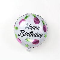 18inch 1pc feuille anniversaire décoration ballons fête décorat RK